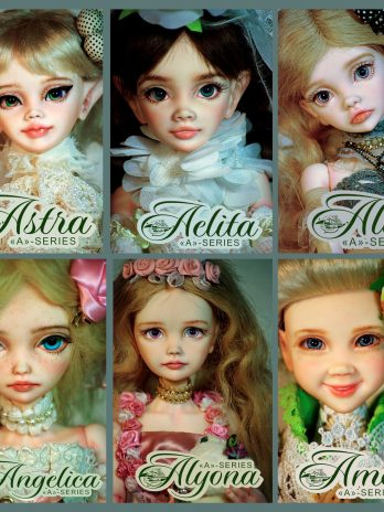 Preorder for  A-series and Primula series blank heads in light skin